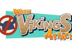 When Vikings Attack Logo