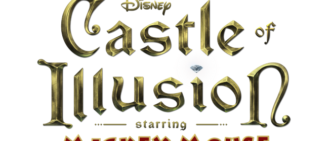 Castle of Illusion Logo HD (Large)