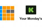 Kickstart ur Mondays