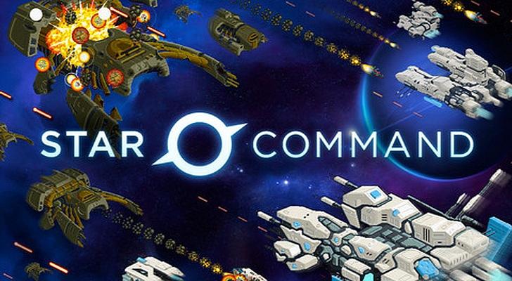 Star Command iOS Logo